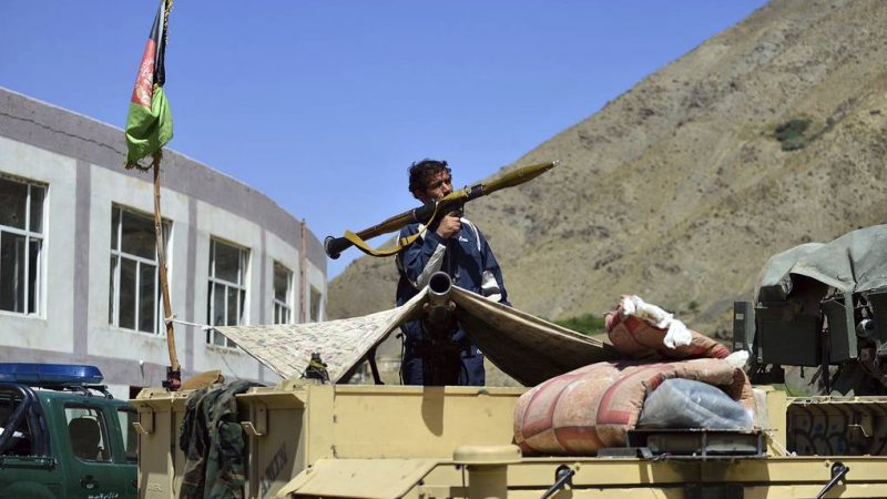 URGENT : Les talibans subissent des pertes dans le Panjshir et battent en retraite dans plusieurs directions – source régionale