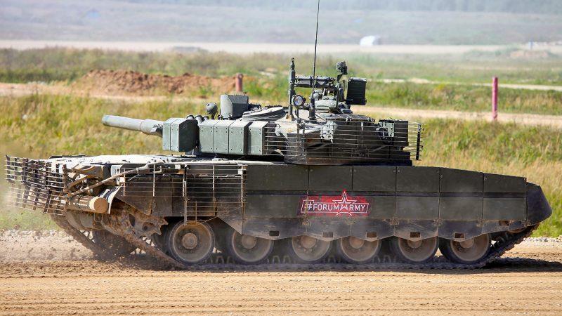 La Russie va tester le premier char T-90M avec une vision optoélectronique