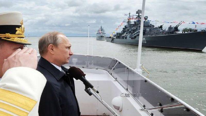 La stratégie de guerre secret russe pour détruire la marine américaine