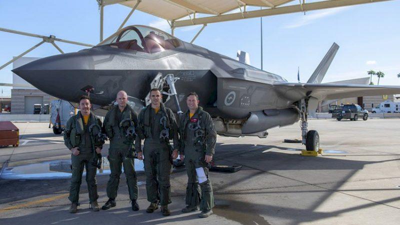 Les pilotes du F-35 nous ont expliqué la raison oubliée que rien ne peut égaler ce chasseur