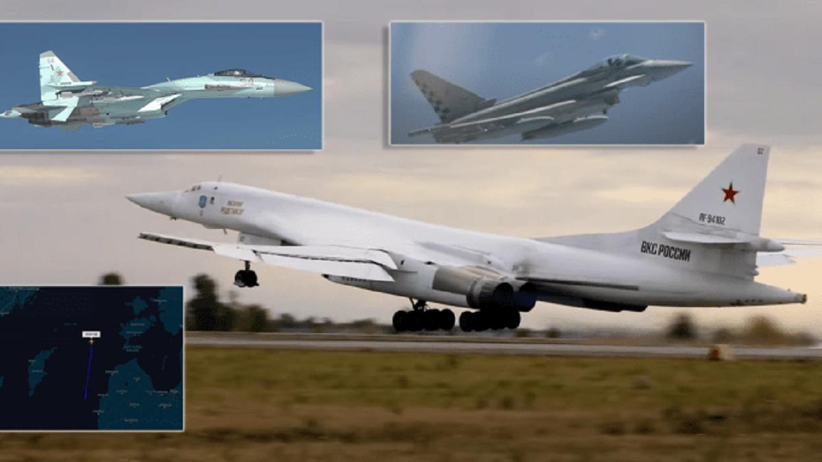 L'Italie et le Danemark ont intercepté deux bombardiers russes Tu-160 au-dessus de la mer Baltique