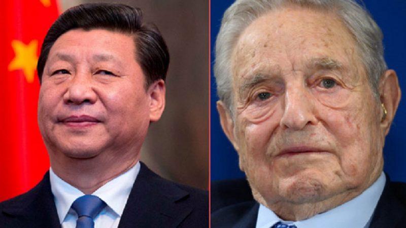 La Chine déclare officiellement George Soros « terroriste mondial » – il est « le fils de Satan »