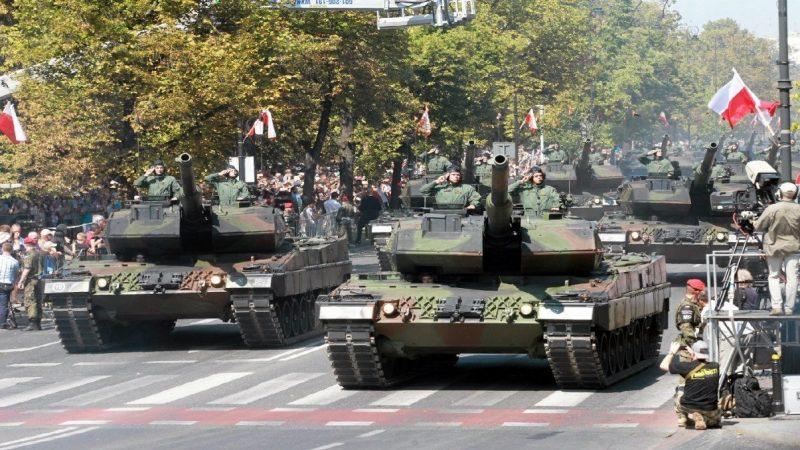 La grande flotte de chars polonaise a-t-elle une chance contre la Russie ?