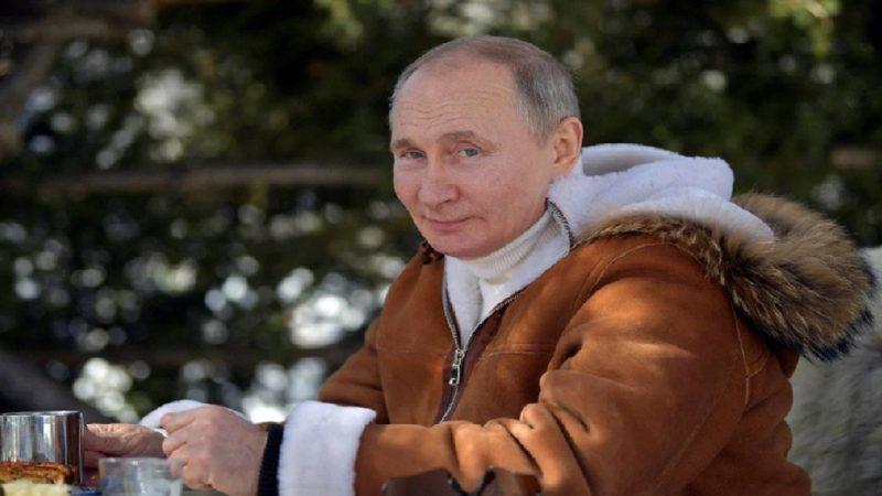 Poutine reflète l'histoire de la projection de puissance de la Russie