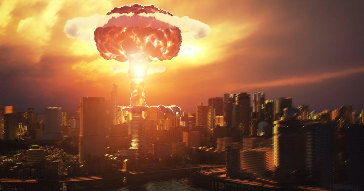 Trois jours, c'est le temps qu'il faudrait à une guerre nucléaire pour tuer 335 millions de personnes