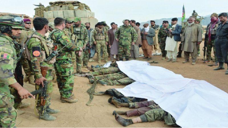 La résistance du Panjshir remet les corps de combattants talibans tués dans des affrontements