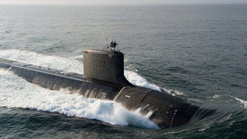 La Russie veut savoir ce que font les sous-marins américains