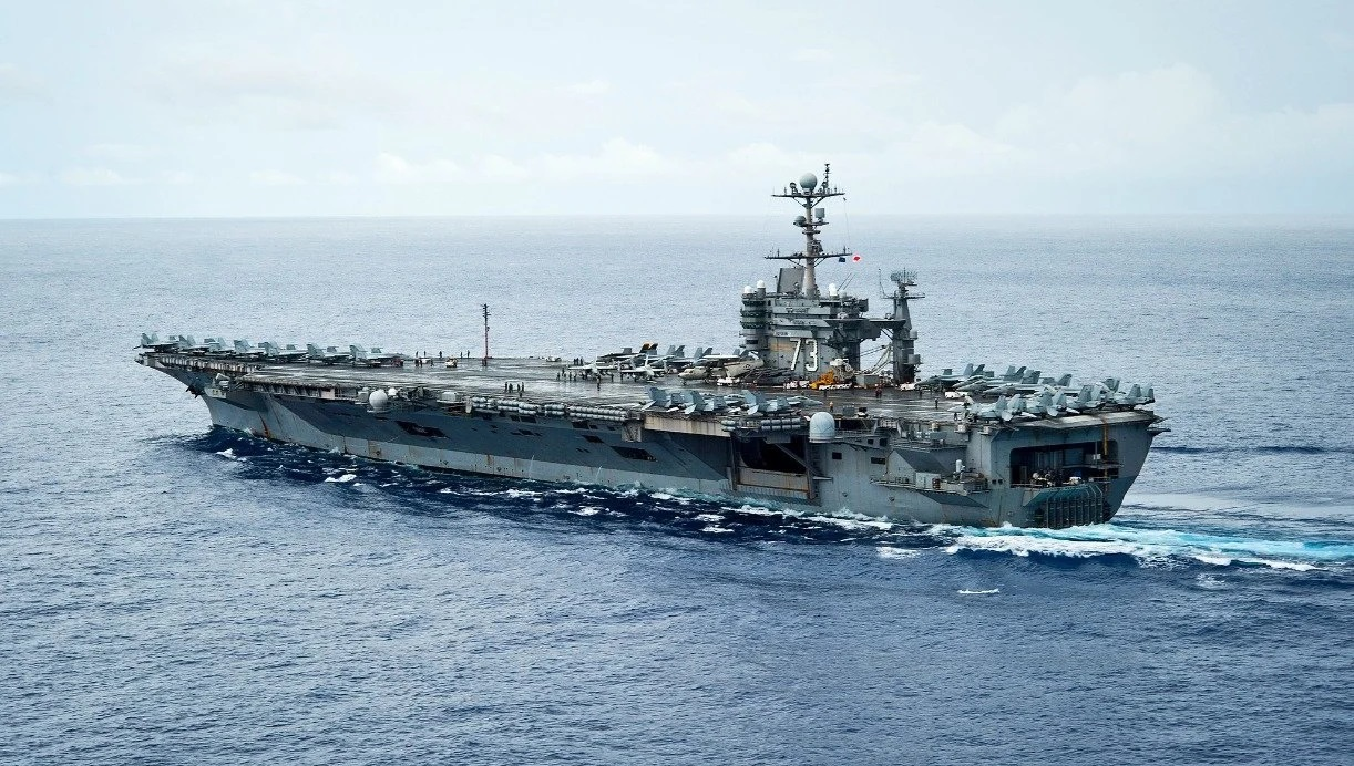 Vous voulez déclencher une guerre contre l'armée américaine ? Tirez sur un porte-avions