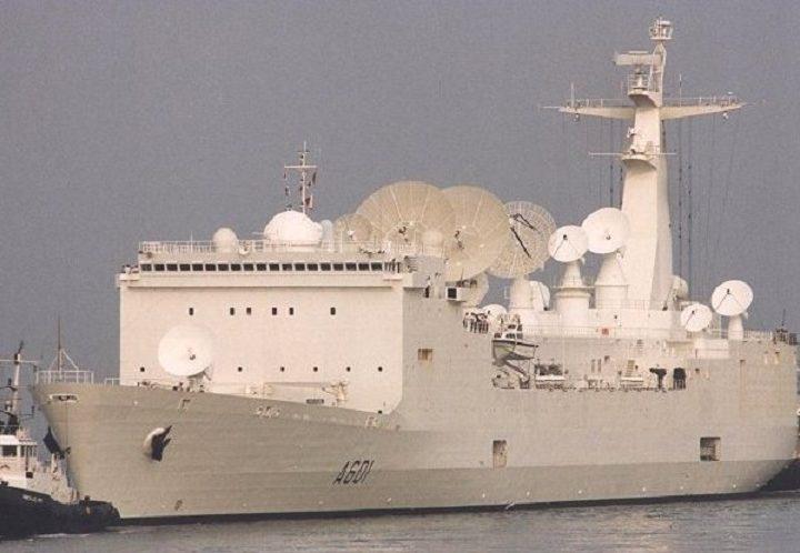 Mme Parly révèle qu'un navire « espion » français a effectué une mission dans le détroit de Taïwan