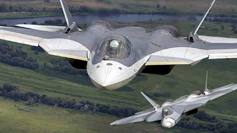 Près de 100 chasseurs Su-57 entreront en service opérationnel avec les troupes russes d'ici 2027 — Rostec