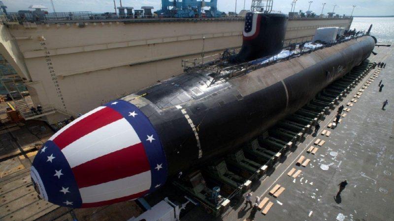 Un couple US accusé de vendre des documents classifiés sur les sous-marins, la France soupçonnée